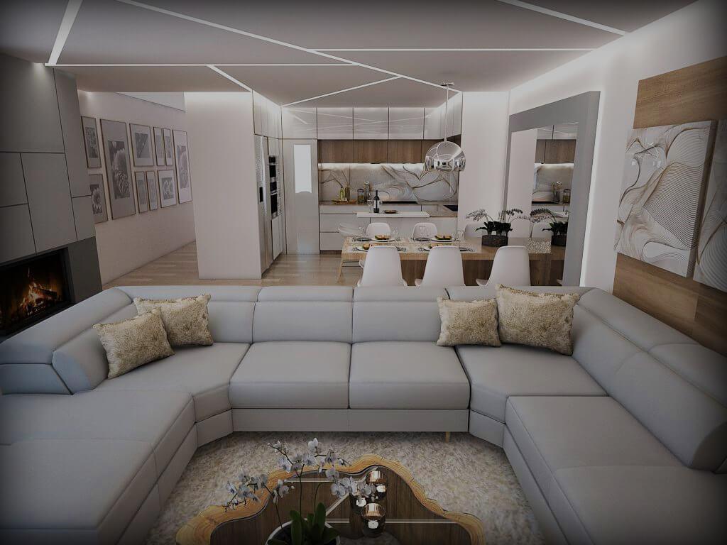 Návrh a dizajn interiéru
