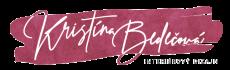 Návrh a dizajn interiéru - Kristína Bedečová - logo
